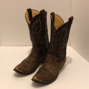 Men's Avonite Hypalon cowboy bots in size 7.5 D